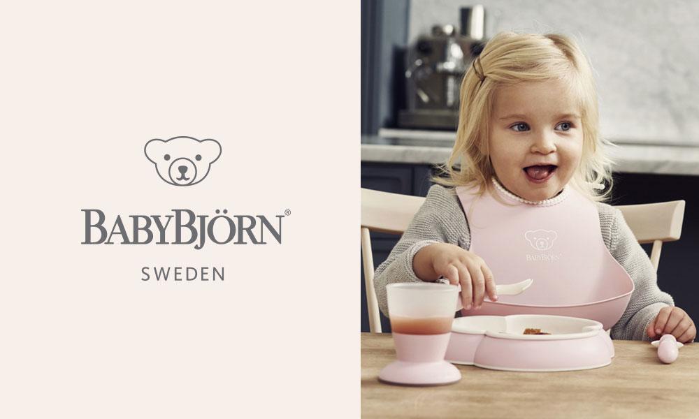 Das Kindergeschirr von BabyBjörn