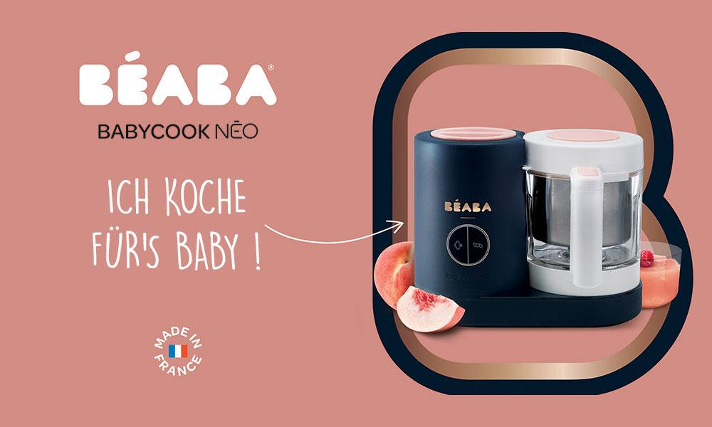 Der BABYCOOK NEO von BEABA