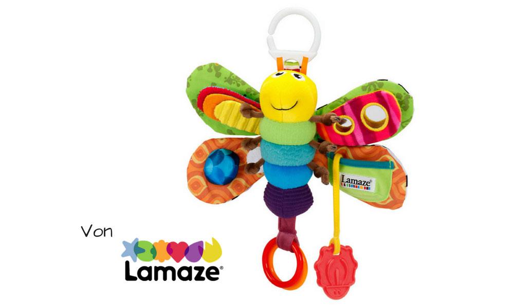 Freddie, das Glühwürmchen von Lamaze