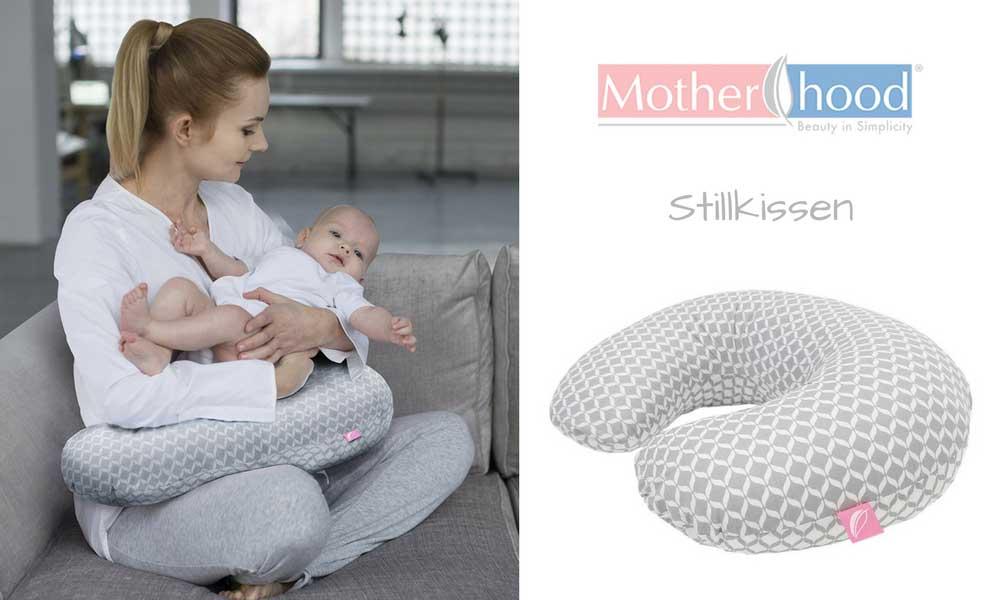 Das Stillkissen von Motherhood