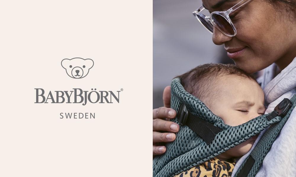BABYBJÖRN Babytrage Move