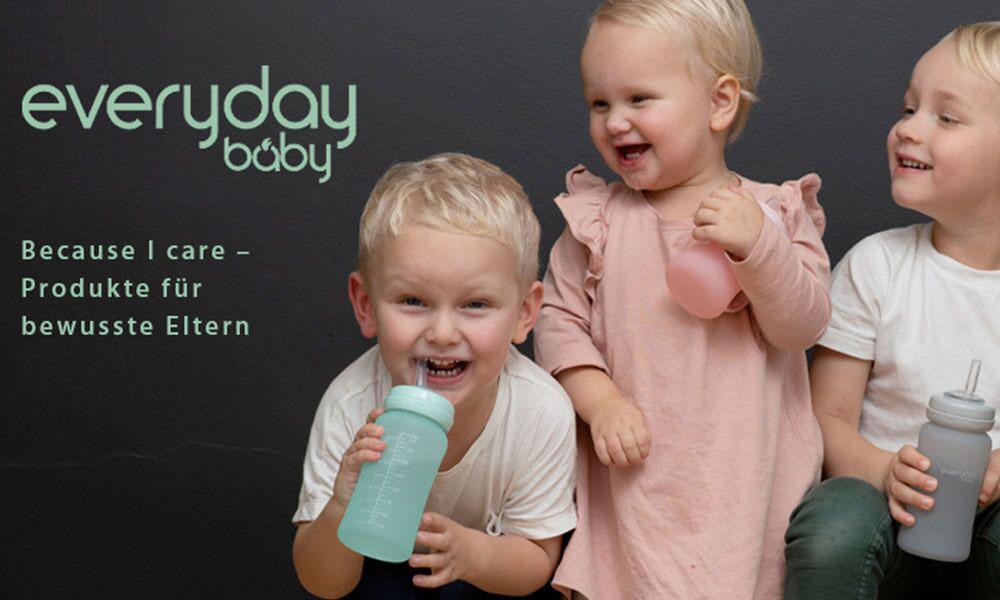 Die Glassflaschen von Rotho Babydesign