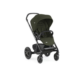 Buggy Chrome DLX inklusive Fußsack