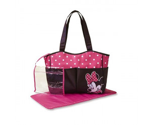 Wickeltasche Minnie Mouse
