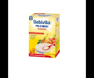 Milchbrei Früchte