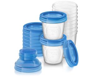Aufbewahrungsbecher für Muttermilch