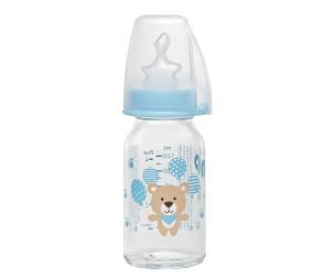 Glasflasche 125 ml
