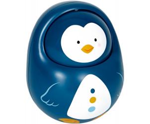 Steh-auf-Pinguin mit Glockenspiel