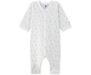 Schlafanzug mit Fuß - Hase