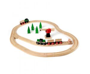 Holzeisenbahn Classic Line Deluxe 33098
