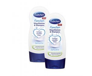 Familien Waschlotion & Shampoo
