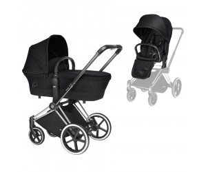 Kinderwagen Set Priam mit Lux Sitz