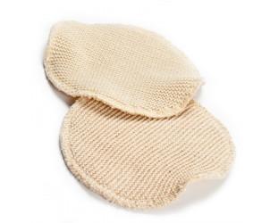 Stilleinlagen Seide-Wolle 3-lagig