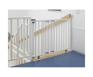 Schwenk-Treppenschutzgitter