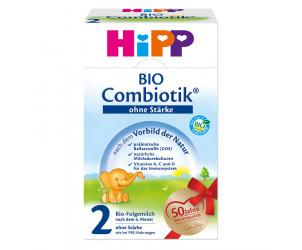 Folgemilch 2 Bio Combiotik ohne Stärke