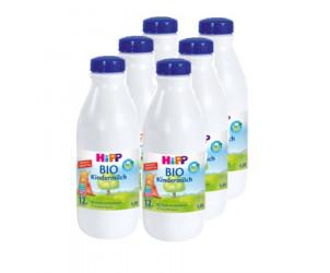 Bio-Kindermilch trinkfertig
