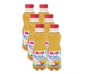 Bio Saft & Mineralwasser Milder Apfel
