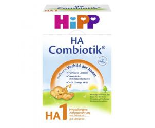 Säuglingsmilch HA1 Combiotik Hypoallergene