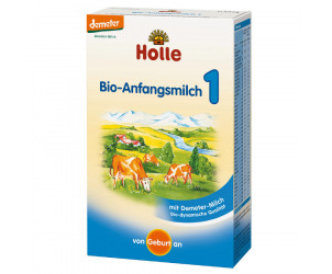 Anfangsmilch Bio 1