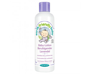 Earth Friendly Baby-Lotion