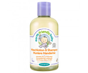 Earth Friendly Baby Waschlotion & Shampoo