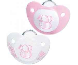 Silikon-Beruhigungssauger Baby Gr. 1, ohne Ring