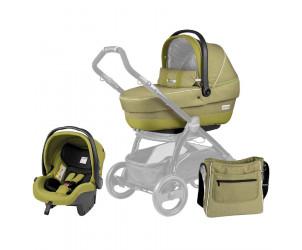 Babywanne & Babyschale Set XL