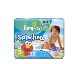 Schwimmwindeln Splashers Gr. 5