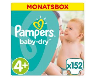 Windeln Baby Dry Gr. 4+ 9-18 kg