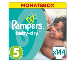 Windeln Baby Dry Gr. 5 (11-23 kg)