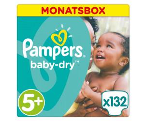Windeln Baby Dry Gr. 5+ (13-25 kg)
