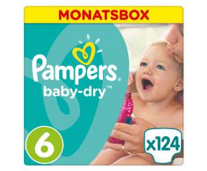 Windeln Baby Dry Gr. 6 (15+ kg)