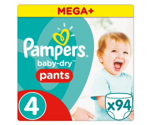 Windeln Baby Dry Pants Gr. 4 8-15 kg