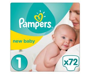 Windeln Premium Protection New Baby Gr. 1 Newborn 2-5 kg