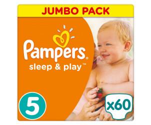 Windeln Sleep & Play Gr. 5 (11-23 kg)