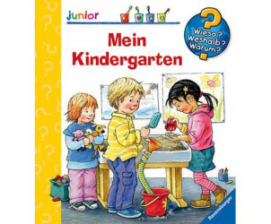 Wieso? Weshalb? Warum? Junior 24: Mein Kindergarten