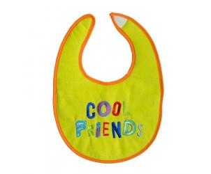 Frottee-Lätzchen Cool Friends