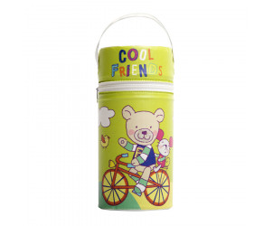 Warmhaltebox für Babyflaschen mit Henkel