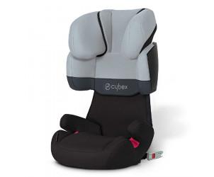Kindersitz Silver Solution X-fix