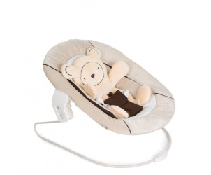 Babywippe Alpha Bouncer 2in1 Hearts