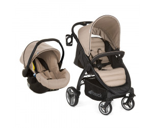Kombikinderwagen Lift Up 4 mit Babyschale