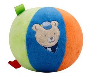 Soft-Spielball mit Rassel