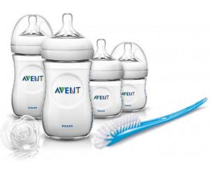 Starter-Set für Neugeborene Babyflaschenset