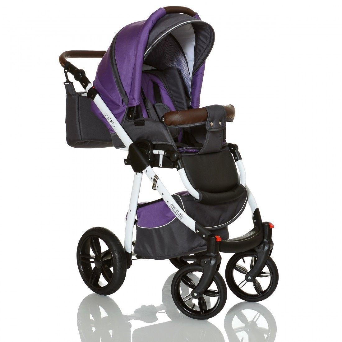 lcp kids 3in1 kombikinderwagen set mit babyschale elternbewertungen. Black Bedroom Furniture Sets. Home Design Ideas