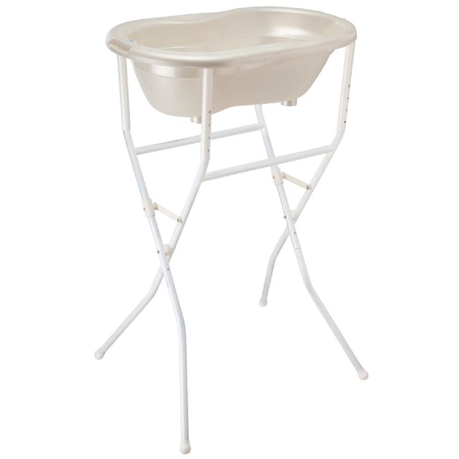 Rotho Babydesign Badewannenständer Standard Klappbar Badewannenstnder Wei Sitze