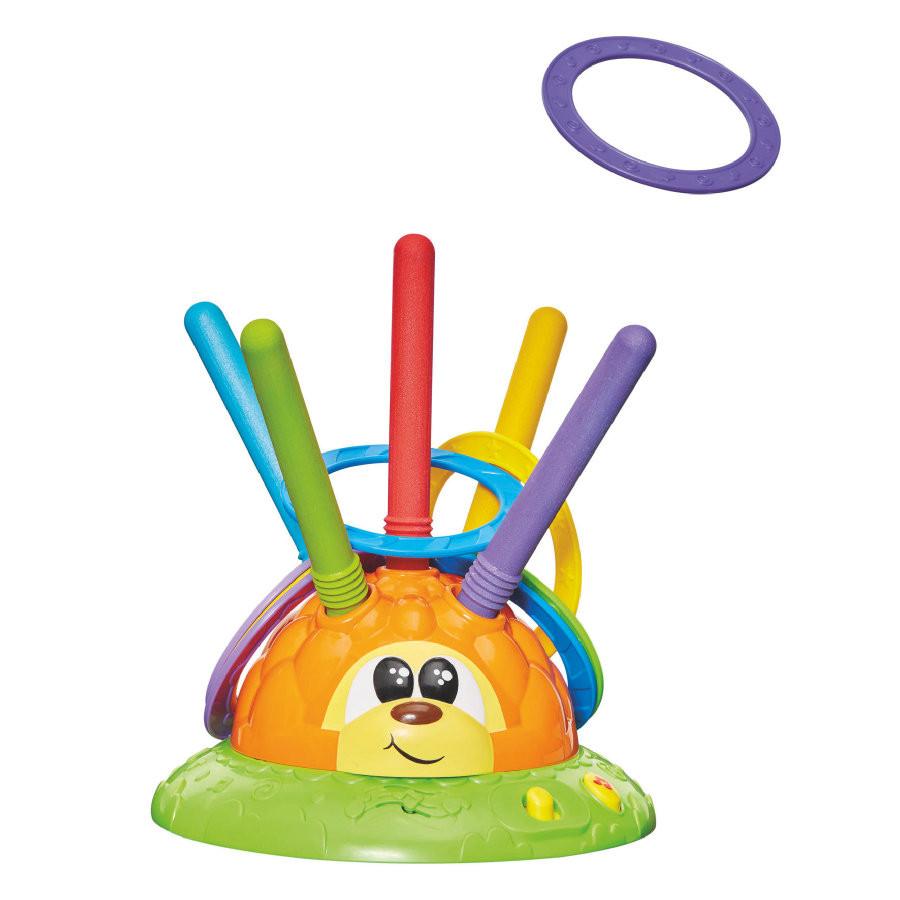 chicco ringwurfspielzeug erik der igel  elternbewertungen
