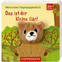 Mein 1. Fingerpuppenbuch: Das ist der kleine Bär!