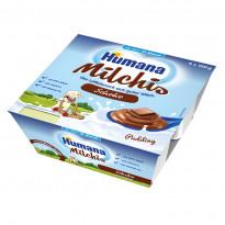 Milchis Pudding Schoko