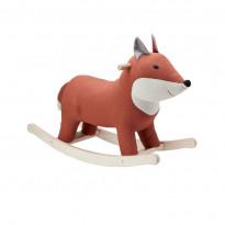 Schaukelpferd Fuchs