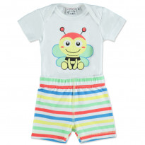 Baby Body + Short Biene
